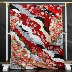 Image result for antique japanese kimonos