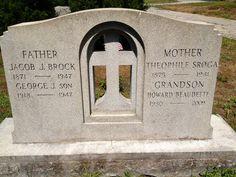 Athol Gethsemane cemetery 8/13/12