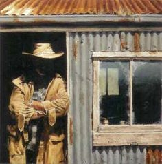 Check out Calloused Veneer * last ones* by Barry Ross Smith at New Zealand Fine Prints