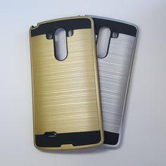 LG G3 - Slim Sleek Brush Metal Case - 6.45$