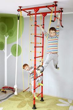 Gym wall Climbing frame Indoor Wall bars Children's Sports equipment FitTop M1 | Sporting Goods, Bowling (Ten-Pin), Other Ten-Pin Bowling | eBay!