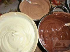 Crema ganache cu ciocolata cu lapte Focaccia Bread Recipe, Romanian Food, Desert Recipes, Dessert Bars, Cake Cookies, Nutella, Cake Recipes, Caramel, Bakery