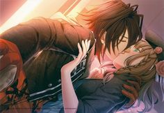 Shin & Heroine | Amnesia #game