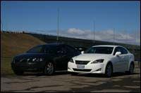 Comparo: 2006 #Lexus #IS 250 vs. 2006 #Volvo #S40 Volvo S40, Car, Automobile, Autos, Cars