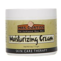 Mrs Curtiss Organic Moisturizing Cream  Concentrated Natural Face and Body Moisturizer for Hydrating Dry Skin 4 oz >>> You can get additional details at the image link.Note:It is affiliate link to Amazon.