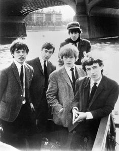 early rolling stones