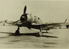 Nakajima, Ki-44, Shoki 'Devil Queller' Tojo 'John' Army Type 2 Single seat Fighter' -  Wagner Book | by San Diego Air & Space Museum Archives~ BFD