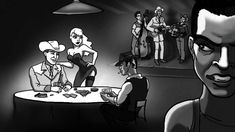 """""""Gimme The Sweet And Lowdown"""" by Social Distortion (2011)-[video]"""
