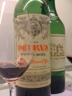 PETRVS 1964 Pomerol, France We were not born at CARA NORD cellar