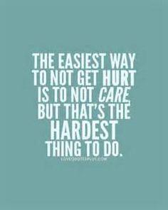 Friendship Hurt Love Pain Quote