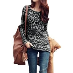 Allegra K Lady Scoop Neck Long Sleeve Leopard Prints Split Detail Casual Tunic Shirt Gray XS Allegra K,http://www.amazon.com/dp/B00B0QOO6Y/ref=cm_sw_r_pi_dp_yE4ksb0H1HYCPQ2Z