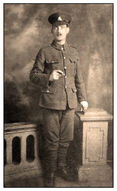 James McTurk Drain 2nd Battalion Border Regiment died 29th March 1915