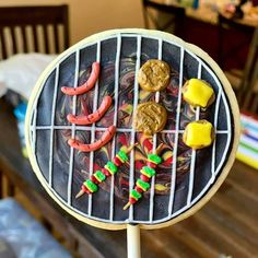 Summer Cookies, Fathers Day, Sausage, Eggs, Meat, Breakfast, Mothers, Food, Decorated Cookies