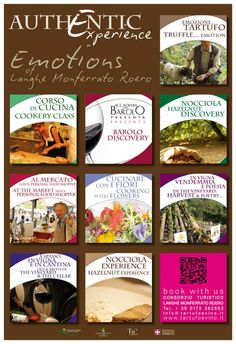 Authentic Experience: Emotion of Langhe Monferrato Roero Hills