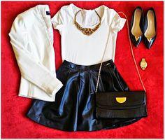 """Ms. Vintage & Ms. Sale: Minimalizm + chic jako sposób na """"ozdobienie"""" włas..."""