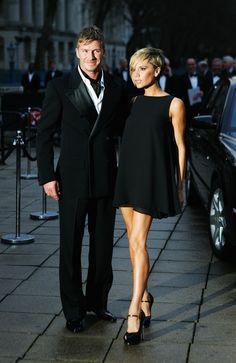 Beckham style!