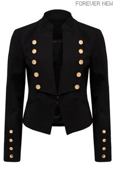 Buy Forever New Button Jacket from the Next UK online shop