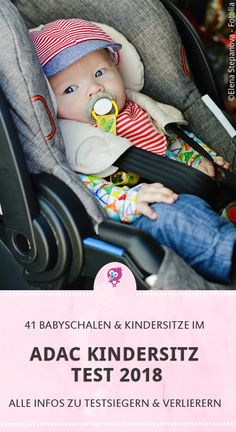 New ✔ child seat test 2018 ✔ of ADAC & Stiftung Warentest: Which child seat is the best? - Child seat Test 2018 by ADAC and Stiftung Warentest: 41 baby car seats and child seats were tested - Baby Must Haves, Mom And Baby, Baby Love, Newborn Schedule, Kids Seating, Pregnant Mom, First Time Moms, Baby Feeding, New Moms