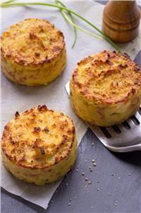 Τα πιο νόστιμα και εύκολα muffins πατάτας!