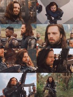 My bucky bb Sebastian Stan, Chris Evans, Marvel Memes, Marvel Avengers, Marvel Universe, Captain America And Bucky, James Barnes, Winter Soldier Bucky, Bucky And Steve