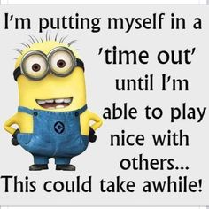 ideas funny lol haha minions quotes for 2019 Funny Minion Memes, Minions Quotes, Minion Humor, Funny Logic, Minion Sayings, Funny Minion Pictures, Memes Humor, Smile Quotes, Cute Quotes