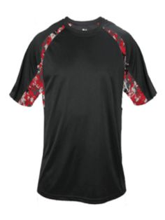 0455738c88d100 Badger 4140 is a great performance T-Shirt for sports teams. Badger B-