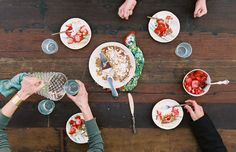 Kinfolk Wedding, The Kinfolk Table, Creative Company, Deconstruction, Food Photography, Table Settings, Dishes, Recipes, Tabletop