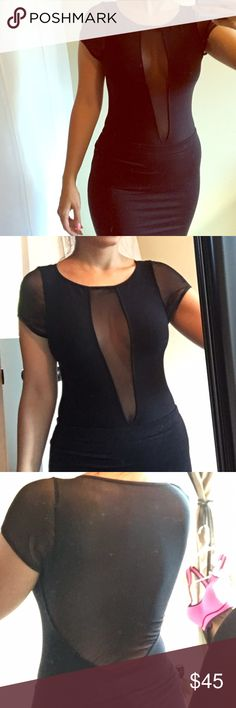 More pics of Bebe suit. More pics! For hygiene purposes I did not snap the bottoms. This remains new. Comes with tag. Super comfy stretchy material and mesh. Is featherweight on your skin. No flaws or defects. Ships same day. Retails $98. 5 star seller on many platforms. bebe Tops Crop Tops