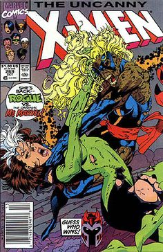 Rogue (comics) - Wikipedia, the free encyclopedia