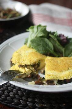 Rif Mountain Omelet With Wild Mushrooms | Recipe | Wild Mushrooms ...