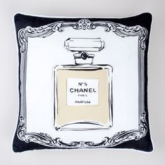 "Megan Hess ""Chanel No.5"", $180.00 by Frankie and Swiss"