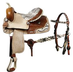Dark Horse Tack is proud to offer. Double T barrel style saddle with matching headstall and breast collar. Skirt is accented with medium oil leather with basket weave and floral tooling on rough out Western Horse Tack, Western Riding, My Horse, Western Saddles, Horses, Dark Horse, Barrel Saddle, Royal Palm Beach, Tack Sets
