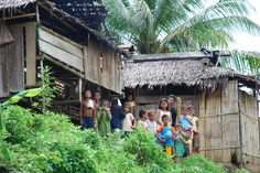 All along the Adgawan and Bunawan Rivers, #ChildrenAtRisk wait for education and protection.