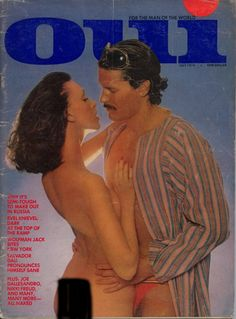 Oui Magazine July 1974 Good Readers Copy by JamesVintageJunk