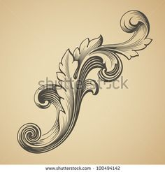 Google Image Result for http://image.shutterstock.com/display_pic_with_logo/301099/100494142/stock-vector-vector-vintage-baroque-design-frame-pattern-element-engraving-retro-style-scroll-100494142.jpg