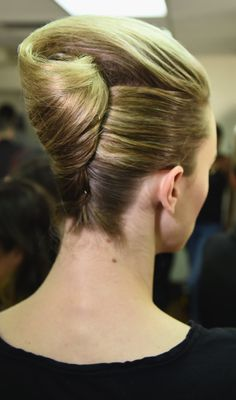 10 Classic Updo Hairstyles From The 60's