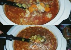 Hamburger Cabbage Soup Recipe -  Very Tasty Food. Let's make it!