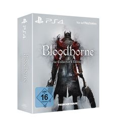 Bloodborne - Collector's Edition - [PlayStation 4]: Amazon.de: Games