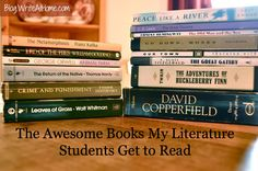 The Awesome Books My Homeschooling High Schoolers Get to Read