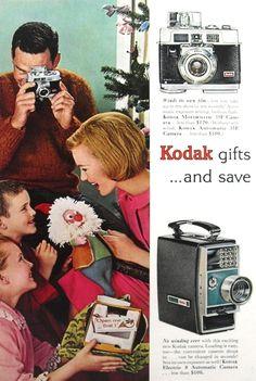 Kodak camera ad. #retouchup #camera #photography