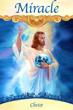 Saints and Angels Oracle Cards MIRACLE | Doreen Virtue