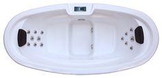 Monalisa M-3360 romantic SPA massage hot tub for 2 persons SPA bathtub outdoor whirlpool bath tub oval hot tub ellipse SPA bathtub Dimension: 2300*1100*770mm
