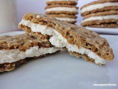 Eat Cake For Dinner: Homemade Oatmeal Cream Pies