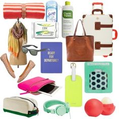 Here's a streamlined list of What You Need For Holiday Travel that will leave more room for your travel purchases!  http://betterafter50.com/2014/12/what-you-need-for-holiday-travel/
