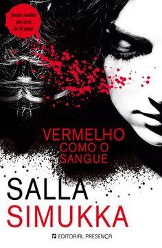 Morrighan: Opinião: Vermelho Como o Sangue, de Salla Simukka