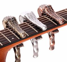 Metal Crocodile Trigger Style Guitar Capo – Great Guitar Gifts