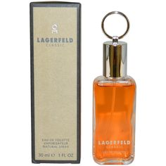 Introduced by the design house of Karl Lagerfeld in 1978, Lagerfeld is a refined oriental woody fragrance for men. Recommended for evening wear, this perfume has a blend of warm spices and tobacco.