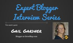 To learn more about Gail's journey to blogging success and being an inspiration to her contemporaries, read her interview. Learn what tools she uses and other bloggers she recommends.