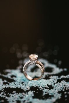 Beautiful wedding ring shot Project by Terralogical httpwww