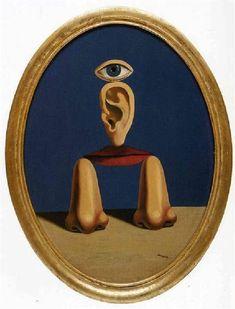 RENE MAGRITTE - (Surrealism)